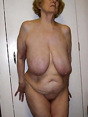 Sensational older girlfriends in good shape