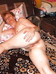 Granny is waiting for you on her bed