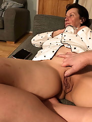 Grannies whores pussies mix for your pleasure