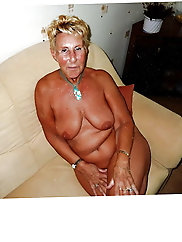Sexy dark haired granny looks a hot fuck